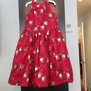 Girls holiday dress from Chasing Fireflies